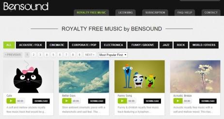 bensound-free-music
